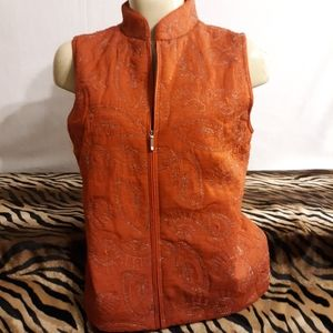Christopher & Banks Ladies Vest